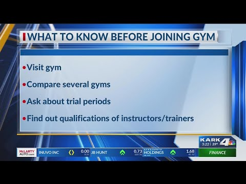 Watch: AG Rutledge's warning about new gym memberships