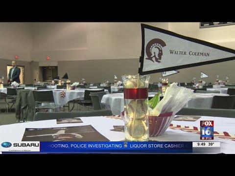 Watch: First Pitch Banquet