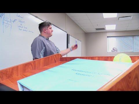 Watch: Hands-on classes inspire Benton High students