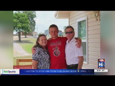 Watch: family friend arrested for 2019 murder, son speaks for first time since arrest