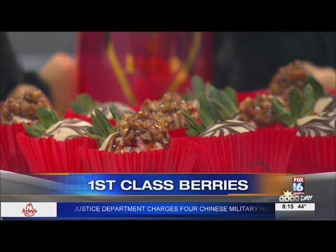Watch: 1st Class Berries