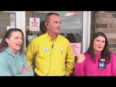 Watch: Family reunites in Morrilton after more than 40 years of separation
