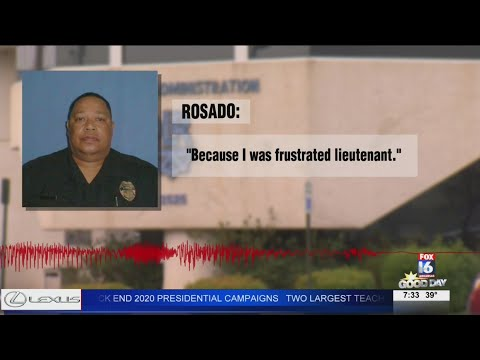 Watch: Fox16 Investigates: NLRPD officer punched man, drove him to bridge then told him to 'go back to Litt