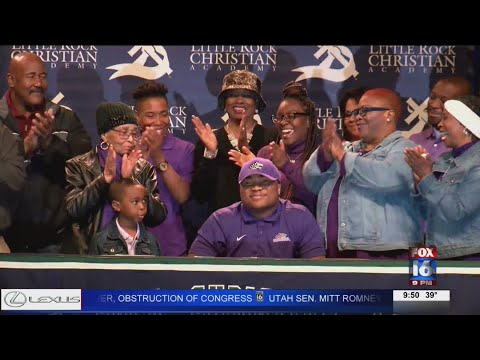 Watch: LRCA Signing Day