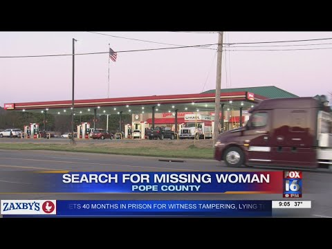 Watch: Pope County woman reported missing by family