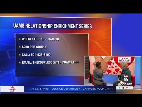 Watch: UAMS Relationship Enrichment Series