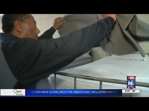 Watch: LR homeless shelter doesn't plan on shutting down amidst growing COVID-19 concerns
