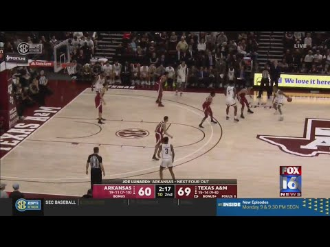 Watch: Recapping Razorbacks Basketball on March 7