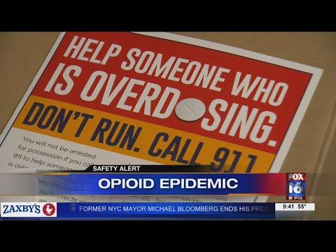 Watch: Summit in Little Rock about fight against opioids
