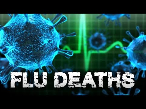 Watch: Flu Deaths in Arkansas: 11 deaths reported this week, brings 2019-2020 season total to 116