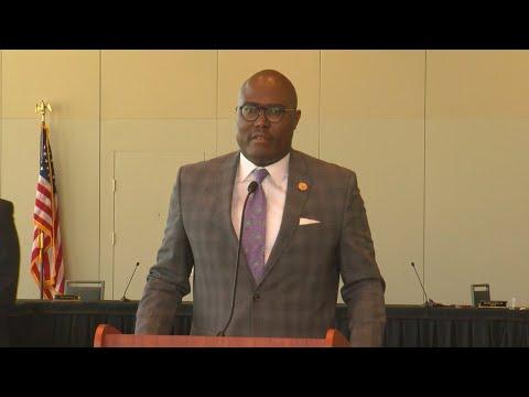 Watch: LR Mayor announces new efforts to combat the coronavirus