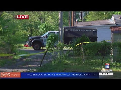Watch: Little Rock Police investigate double homicide
