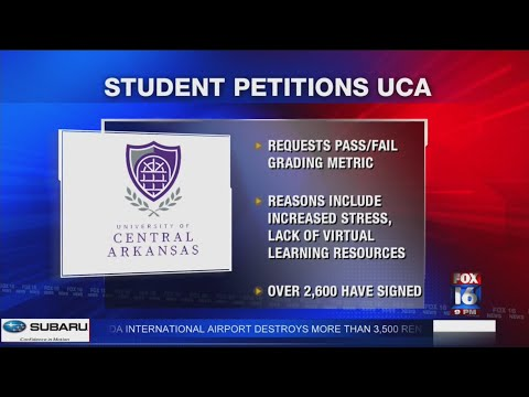 Watch: Petition to change grading metric