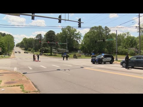 Watch: lRPD Chase turns into crash