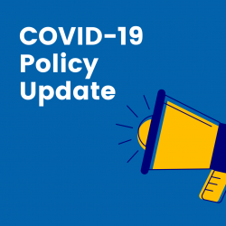 COVID-19 Weekly Policy Update, Vol. 7