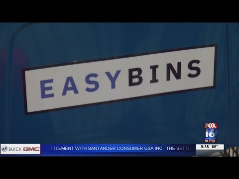 Watch: EasyBins coming to Central Arkansas