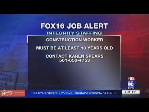 Watch: Job Alert, April 30