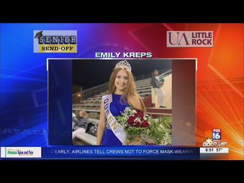 Watch: Senior Send-Off: Emily Kreps