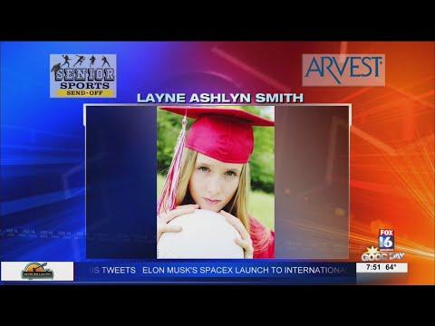 Watch: Senior Sports Send-Off: Layne Smith