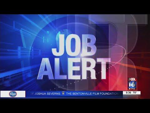 Watch: Job Alert, July 9