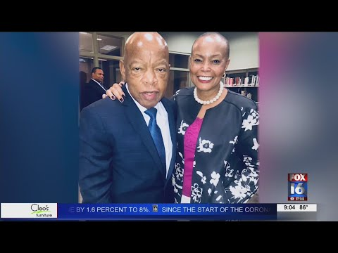 Watch: Local Lawmakers Remember John Lewis