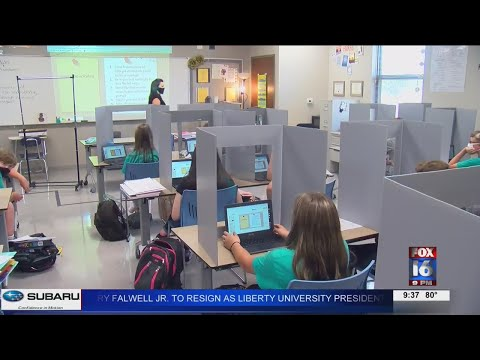 Watch: Carlisle School District settling in amid pandemic
