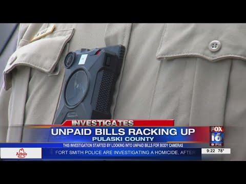 Watch: FOX16 Investigates: Pulaski County Sheriff's Office racks up more than $1 million in unpaid bills