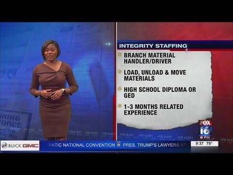 Watch: Job Alert, August 20