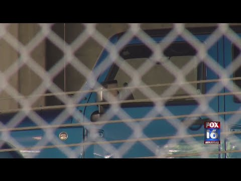 Watch: 12 cars broken into in parking garage in downtown Little Rock; 1 rifle stolen