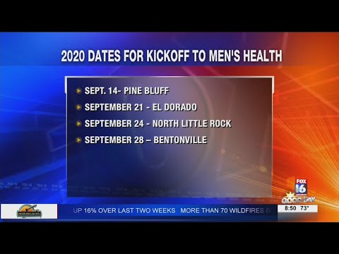 Watch: Arkansas Urology Kickoff to Men's Health