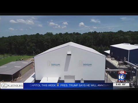 Watch: City of El Dorado developing new lithium battery technology