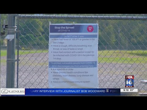 Watch: Garland County fair cuts carnival, adds health safety measures during pandemic
