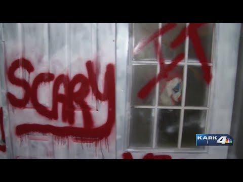 Watch: Haunted house changes safety procedures for COVID-19