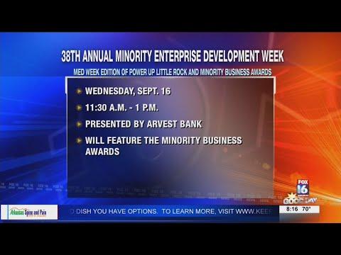 Watch: Minority Enterprise Development Week