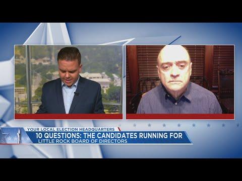 Watch: 10 questions: Dale Pekar