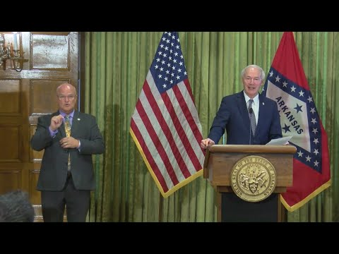 Watch: Governor Hutchinson releases Computer Science and Cybersecurity Task Force Report