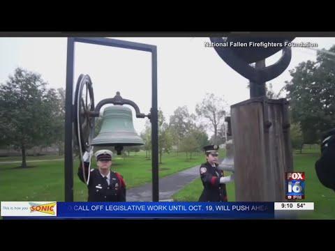 Watch: Little Rock Honors fallen firefighters