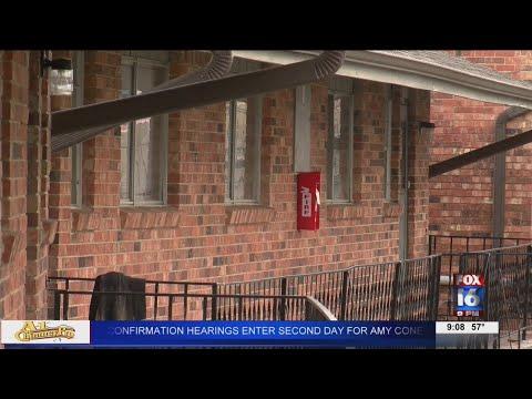 Watch: Little Rock apartment complex tenants speak out
