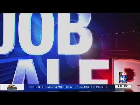Watch: Job Alert 11-8-20
