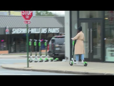 Watch: Little Rock Board of Directors holds off on ordinance for Lime Scooters