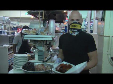 Watch: McClard's food truck