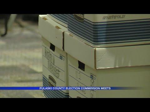 Watch: Election commission meets to discuss voter complaints