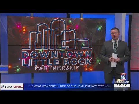 Watch: Holidays on Main: A downtown holiday winter wonderland