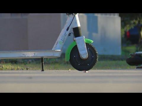 Watch: Little Rock Mayor vetoes scooter regulations