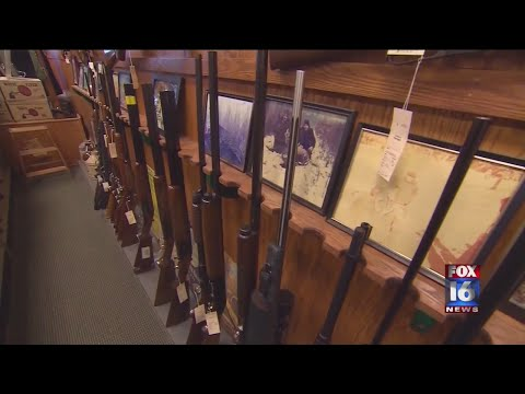 "Watch: Arkansas Second most ""Gun Friendly"" State"