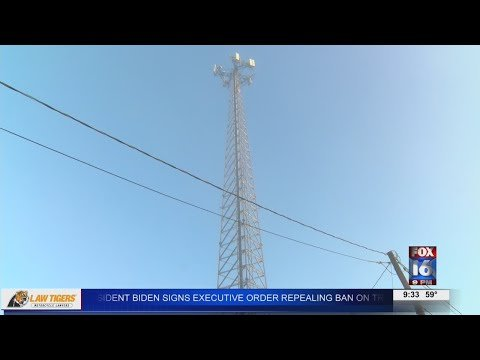 Watch: Bald Knob working to provide better internet connection