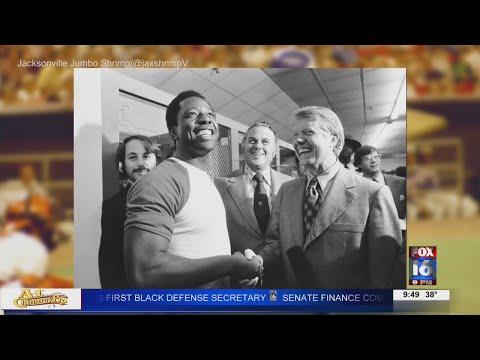 Watch: Hank Aaron and His Baseball Ties to Arkansas