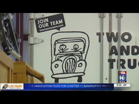 Watch: Local moving company partners with Restore Hope to donate furniture