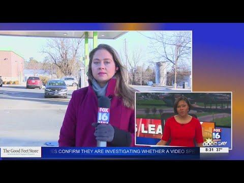 Watch: Mapco shooting homicide