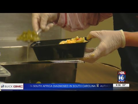 Watch: TV star gives helping hand to local small businesses